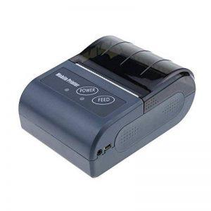 Cablematic 58mm imprimante thermique RPP-02 USB BT Android de la marque Cablematic image 0 produit