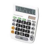Calculatrice, calculatrice de bureau avec 12chiffres Grand écran électronique calculatrice solaire et pile AA double Puissance de la marque Little ants image 1 produit