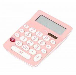 Calculatrice, Calculatrice de bureau fonctionnelle standard avec grand écran à 8 chiffres, A9 de la marque Black Temptation image 0 produit