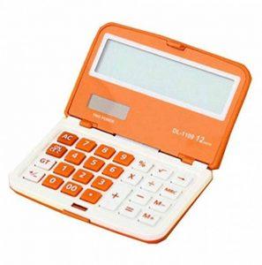 Calculatrice, Calculatrice de bureau fonctionnelle standard avec grand écran à 8 chiffres, A6 de la marque Black Temptation image 0 produit