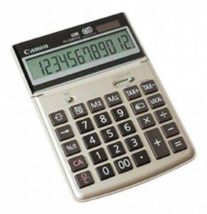 Calculatrice canon -> votre top 8 TOP 1 image 0 produit