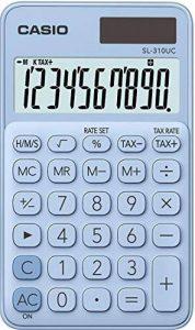 Calculatrice casio bleu, comment acheter les meilleurs en france TOP 11 image 0 produit