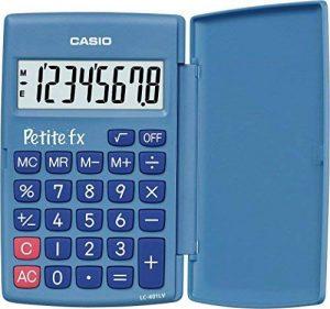 Calculatrice casio bleu, comment acheter les meilleurs en france TOP 2 image 0 produit