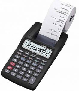 calculatrice de bureau avec rouleau TOP 2 image 0 produit