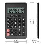 Calculatrice de poche ; comment choisir les meilleurs produits TOP 8 image 1 produit