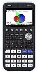 Calculatrice graphique Casio CG50emballage carton, avec la haute résolution Écran couleur de la marque Casio image 0 produit