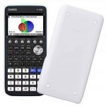 Calculatrice graphique Casio CG50emballage carton, avec la haute résolution Écran couleur de la marque Casio image 1 produit