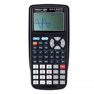 Calculatrice graphique de la calculatrice graphique TG204 pour les élèves de l'école de la marque Lookie image 0 produit