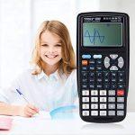 Calculatrice graphique de la calculatrice graphique TG204 pour les élèves de l'école de la marque Lookie image 2 produit