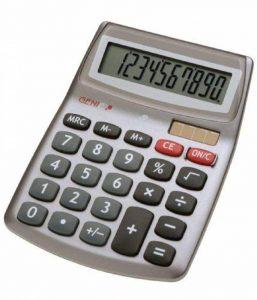 Calculatrice à grosse touche -> comment trouver les meilleurs en france TOP 0 image 0 produit