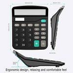Calculatrice, Helect H1001 Fonction Standard Calculateur de Bureau de la marque Helect image 1 produit