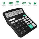 Calculatrice, Helect H1001 Fonction Standard Calculateur de Bureau de la marque Helect image 4 produit