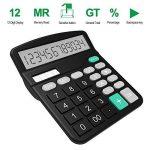 Calculatrice, Helect H1001 Fonction Standard Calculateur de Bureau de la marque image 4 produit