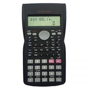 calculatrice non scientifique TOP 12 image 0 produit