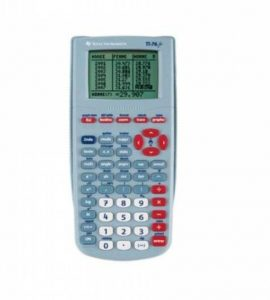 calculatrice pour le bac TOP 2 image 0 produit