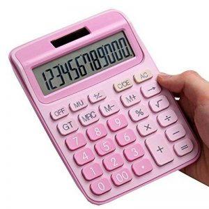 Calculatrice régulière avec puissance bidirectionnelle - Girls Pink de la marque Black Temptation image 0 produit