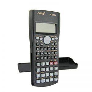 Calculatrice Scientifique 82 MS Portable Multifonctionnel Calculatrice 2 Lignes Ecran de la marque JINTN image 0 produit