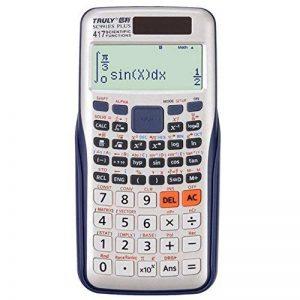 Calculatrice Scientifique, Calcul, Étudiant, Université, Entrée, Calculateur, Calculatrice, Fonction Scientifique, Calculatrice de la marque CAR SHUN image 0 produit