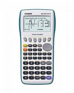 calculatrice scientifique casio lycée TOP 0 image 0 produit