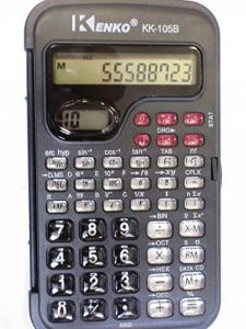 calculatrice scientifique de poche TOP 8 image 0 produit