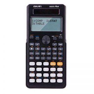 Calculatrice scientifique multifonctionnelle - énergie solaire de la marque Black Temptation image 0 produit