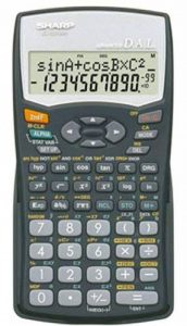 calculatrice scientifique sharp en ligne TOP 2 image 0 produit