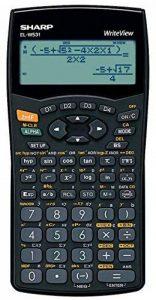 calculatrice scientifique sharp TOP 14 image 0 produit
