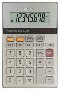 calculatrice sharp TOP 1 image 0 produit