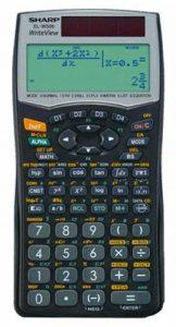 calculatrice sharp TOP 6 image 0 produit