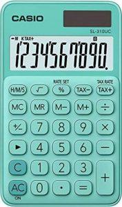 Calculatrice verte casio faites le bon choix TOP 6 image 0 produit