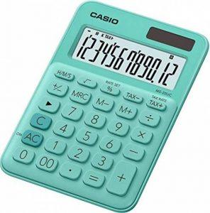 Calculatrice verte casio faites le bon choix TOP 7 image 0 produit