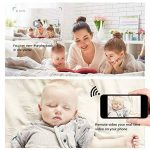 Caméra Espion, Caméra Cachée WiFi TANGMI Mini Caméscope DV Enregistreur Vidéo de Poche Vision Nocturne Infrarouge iOS Android Control de la marque TANGMI image 3 produit