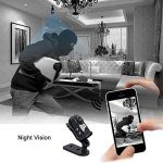 Caméra Espion, Caméra Cachée WiFi TANGMI Mini Caméscope DV Enregistreur Vidéo de Poche Vision Nocturne Infrarouge iOS Android Control de la marque TANGMI image 4 produit