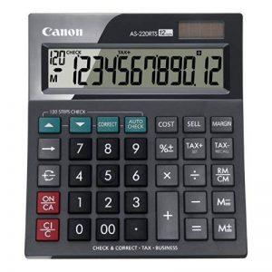Canon AS 220 RTS Calculatrice de Bureau de la marque Canon image 0 produit