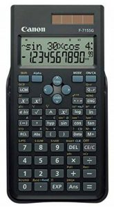 Canon F 715S G Calculatrice Scientifique de la marque Canon image 0 produit