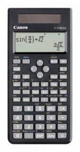 Canon F-718SGA EXP DBL Black Calculatrice Scientifique 264 fonctions de la marque Canon image 0 produit