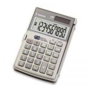Canon LS-10TEG Calculatrice de poche 10 chiffres de la marque Canon image 0 produit