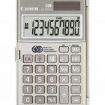 Canon LS-10TEG Calculatrice de poche 10 chiffres de la marque Canon image 2 produit