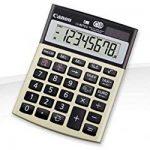 Canon LS-80TEG Calculatrice à 8 chiffres avec Conversion de devises en Euro de la marque Canon image 1 produit