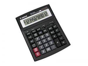 Canon WS-1210T Calculatrice de bureau 12 chiffres de la marque Canon image 0 produit