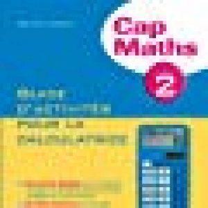 Cap Maths Cycle 2 éd. 2012 - Guide d'activités pour la calculatrice de la marque Roland Charnay image 0 produit