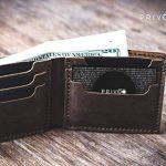 Carte de Protection Anti-RFID Privise ‣ Protège Carte bancaire, Carte de crédit, d'identité & Passeport sans Contact; Blocage Anti piratage Etui/Portefeuille Entier sans Pochette - 100% sûr de la marque image 1 produit
