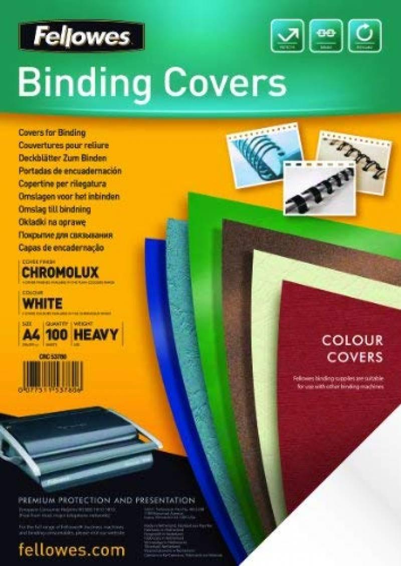 Couvertures de reliure Fournitures de bureau Rainex 565 BE 100 Couvertures A4 250 g Bleu