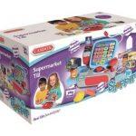Casdon supermarché Caisse enregistreuse et AmazonBasics Piles de la marque Casdon image 1 produit