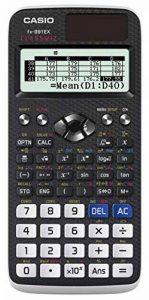 Casio 991dex Calculatrice scientifique Porte-mine swiz–Emballage carton avec écran naturel et 696fonctions de la marque Casio image 0 produit