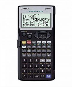 casio calculatrice programmable TOP 5 image 0 produit