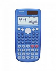 Casio Calculatrice scientifique fx-85gtplusblue de la marque Casio image 0 produit