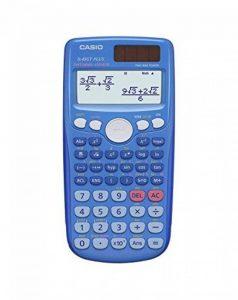 Casio Calculatrice scientifique fx-85gtplusblue de la marque Casio image 0 produit