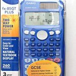 Casio Calculatrice scientifique fx-85gtplusblue de la marque Casio image 2 produit