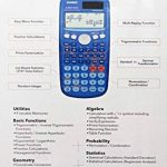 Casio Calculatrice scientifique fx-85gtplusblue de la marque Casio image 3 produit
